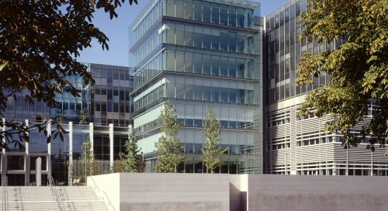 Ivry-sur-Seine/Partitio - Immeuble de bureau et espaces d'exposition