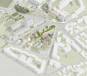 Le quartier Blanchard/Croizat-Fortin en 2023
